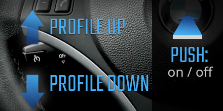 BMW Serie E Cruise Control Sound Booster Pro