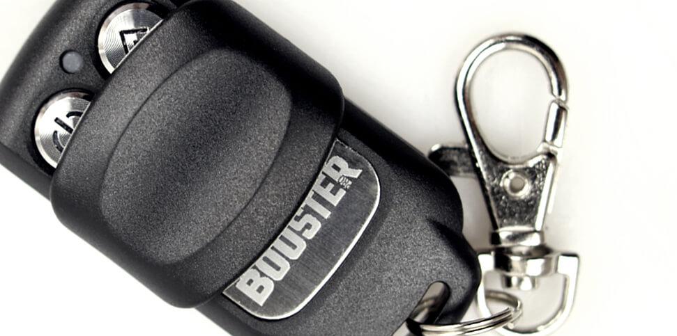 Original Kufatec Sound Booster PRO Active Fernbedienung für Audi A4 8K B8 A5 8T